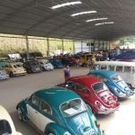 Paixão por carros antigos reúne duas mil pessoas em Iconha