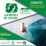 Projeto Campeões de Futuro chega ao Recanto da Sereia em Guarapari