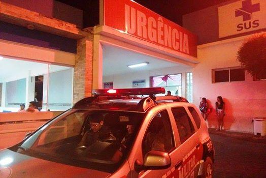 Adolescente é ferido a bala no Santa Clara em Patos