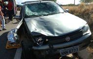 Funcionária do SAMU morre em acidente entre Patos e Santa Terezinha