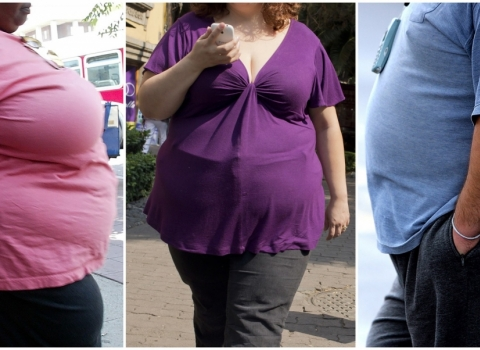 Sociedade exclui obesos, diz estudo