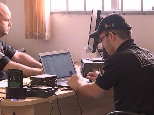 Operação 'Peter Pan' prende 64 distribuidores de pornografia infantil no interior de SP
