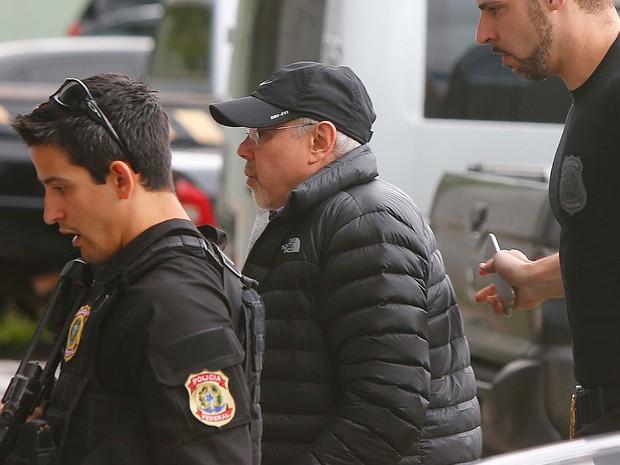 Moro revoga a prisão temporária do ex-ministro Guido Mantega