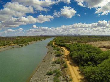 Resolução da ANA não altera cronograma da Transposição na Paraíba, diz ministério