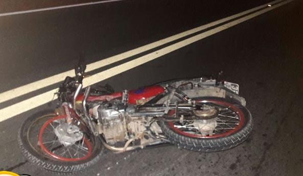 Colisão entre carro e moto deixa duas vítimas fatais próximo a Aparecida
