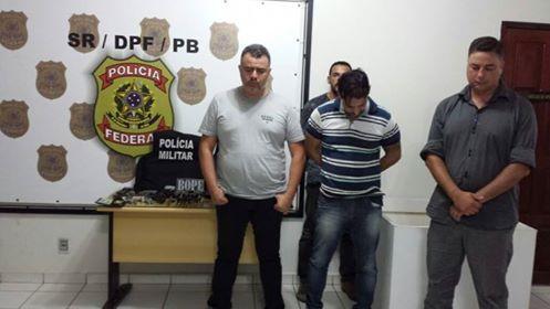 """Operação entre as polícias Civil, Militar e Federal desarticulou quadrilha acusada de """"estouramento"""" de caixas de banco"""