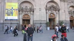 Próximo à Catedral Metropolitana