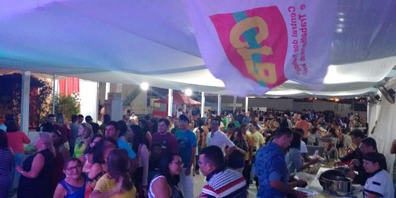 Festa do SINFEMP em Patos reúne mais de 700 servidores