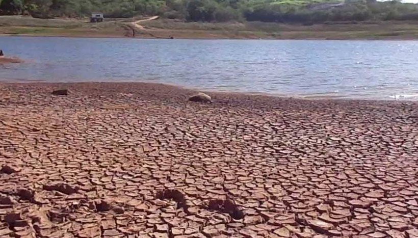 Crise hídrica afeta 170 dos 223 municípios paraibanos