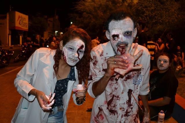 """IV Zombie Walk: os """"mortos"""" vão invadir a cidade de Patos"""