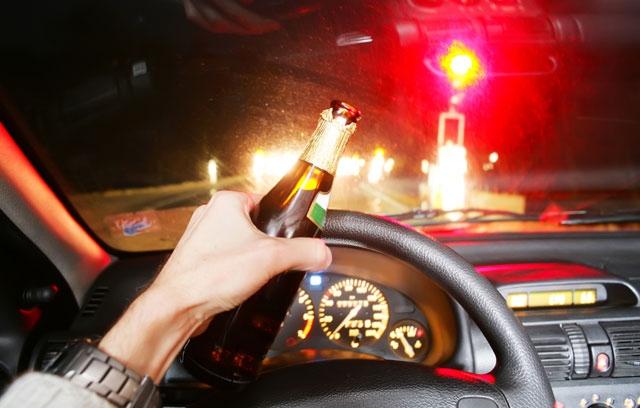 Multa ficará mais pesada para quem for pego alcoolizado ao volante