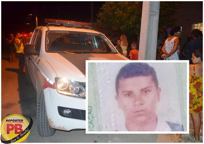 Mototaxista é executado no começo da noite em Sousa. Crime é mistério