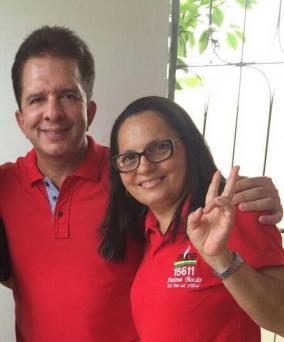 Fatinha Bocão vai lançar candidatura a presidência da Câmara