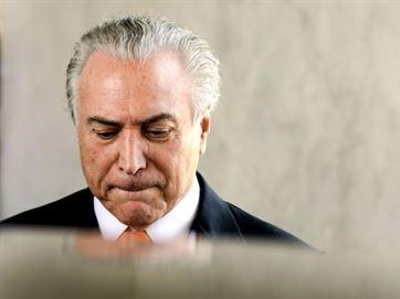 Homem tenta invadir casa de Michel Temer em São Paulo