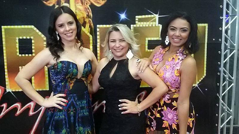 Confira imagens da festa do Troféu Imprensa, em Patos