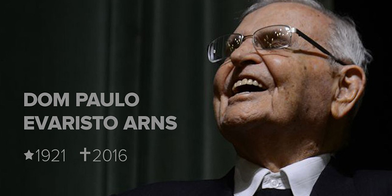 Morre aos 95 anos o cardeal Dom Paulo Evaristo Arns