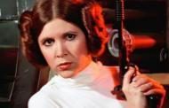 Carrie Fisher, a Princesa Leia de Star Wars, morre aos 60 anos