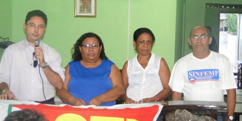 SINFEMP consegue bloqueio de todas as contas da Prefeitura de Cacimba de Areia