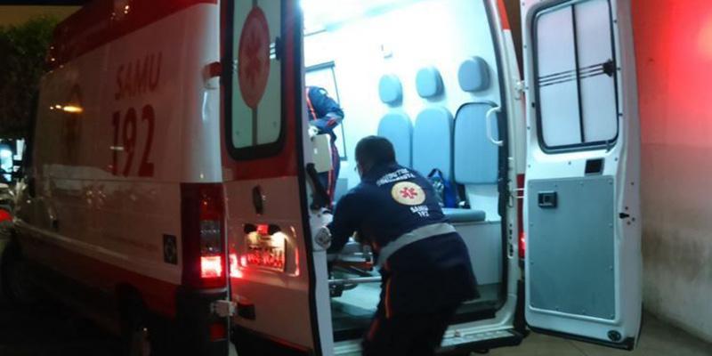 Homem sofre tentativa de homicídio com golpe de faca no Bairro da Vitória, em Patos