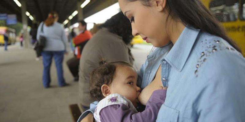 Lei garante que mães amamentem em concursos públicos na Paraíba