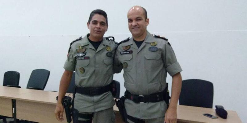 Patos tem novo comandante. Na manhã de hoje aconteceu a troca de comando do 3° Batalhão de Polícia Militar