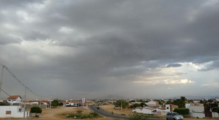 Chove em 27 cidades na Paraíba e previsão é de mais chuvas, diz Aesa