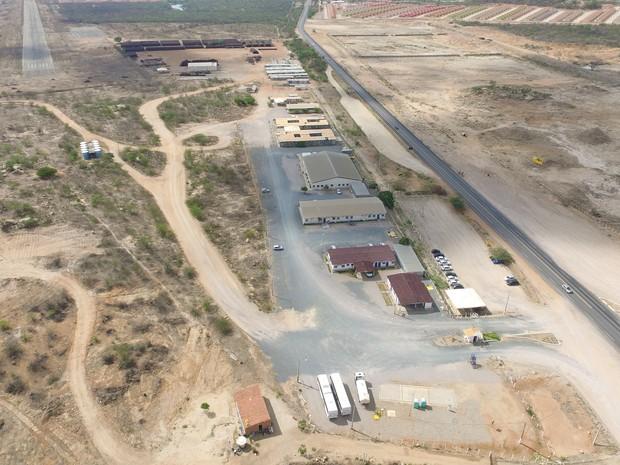 Ministro anuncia adutora de Coremas/Mãe D'água até Patos