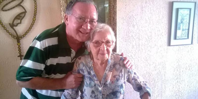 Patoense chega aos 108 anos de idade com saúde e lucidez