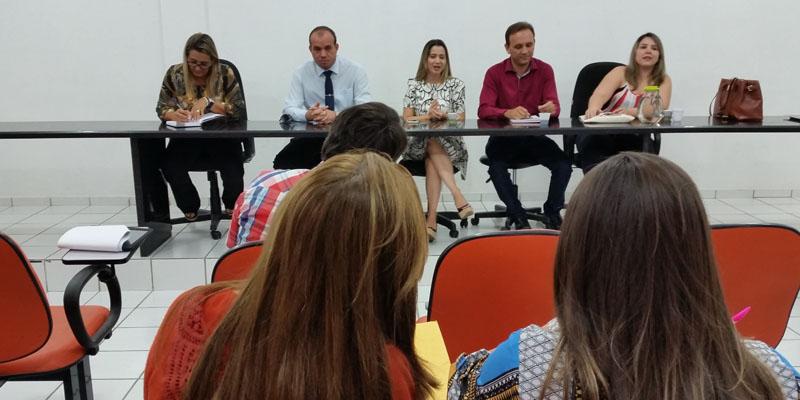 Reunião entre Conselho Regional de Farmácia e Secretaria de Saúde debate questões pertinentes à saúde do município