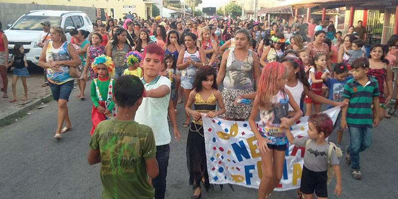 Programação do Carnaval de Patos para este domingo