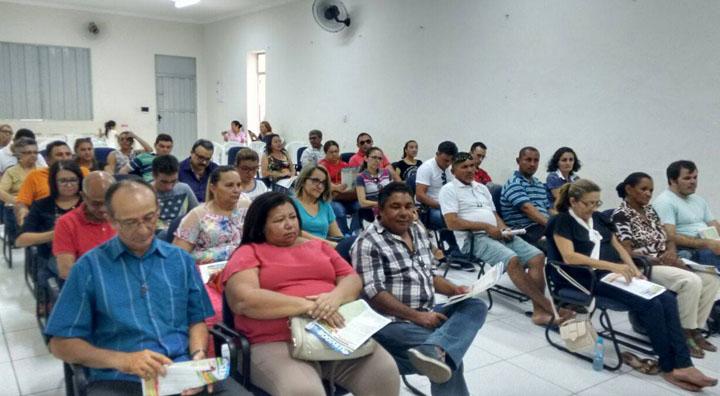 SINFEMP realiza Encontro Regional e traça metas para a Campanha Salarial 2017