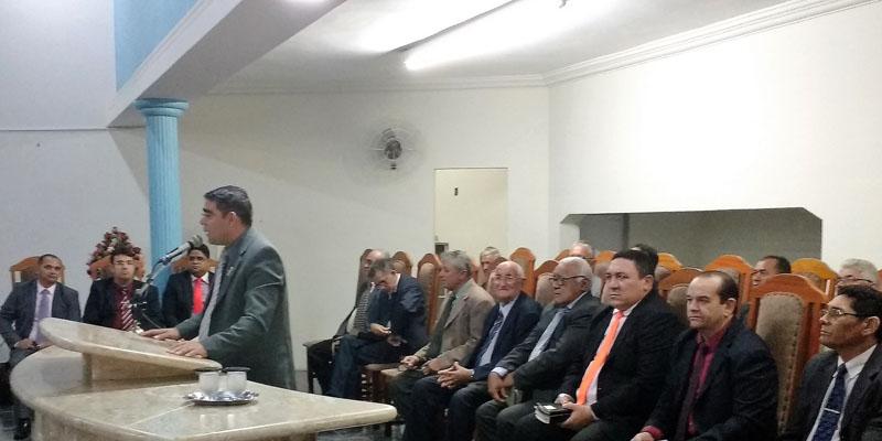 EBJOVEM reúne várias lideranças da Assembleia de Deus em Patos