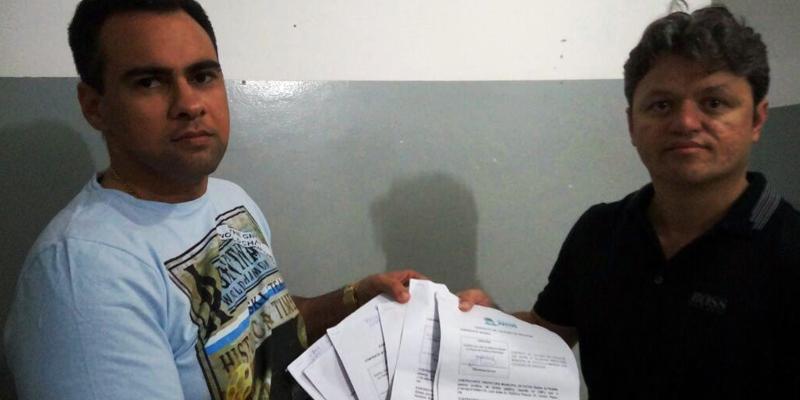 Prefeitura de Patos denuncia à polícia servidor que forjava contratos de locação de veículos