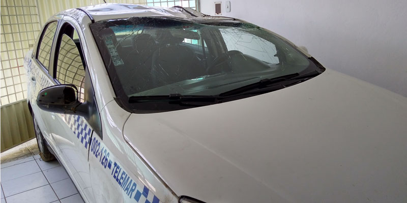 Taxista conta detalhes do assalto que foi vítima na noite de ontem em Patos; ouça