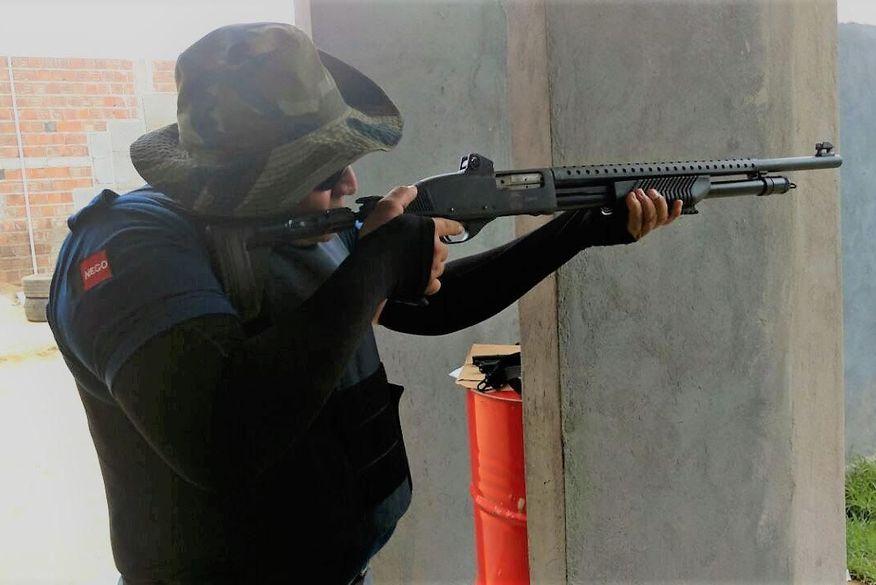 Prefeitura vai armar a guarda municipal de Cabedelo com espingardas calibre 12