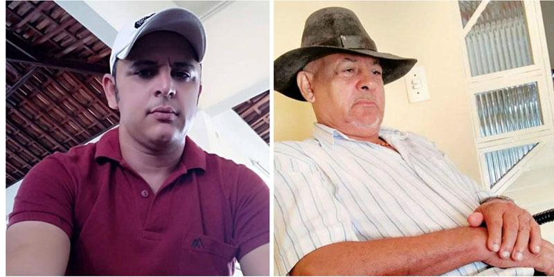 Comoção em Matureia: Pai morre de infarto logo após sepultar o filho