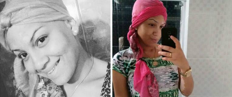 Conheça a teixeirense Fabrícia, a garota sorriso que luta contra o câncer