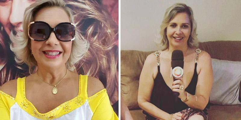 Um mês sem Sandra Sibele: Escute um áudio dela falando do seu começo em Patos e da luta travada contra o câncer