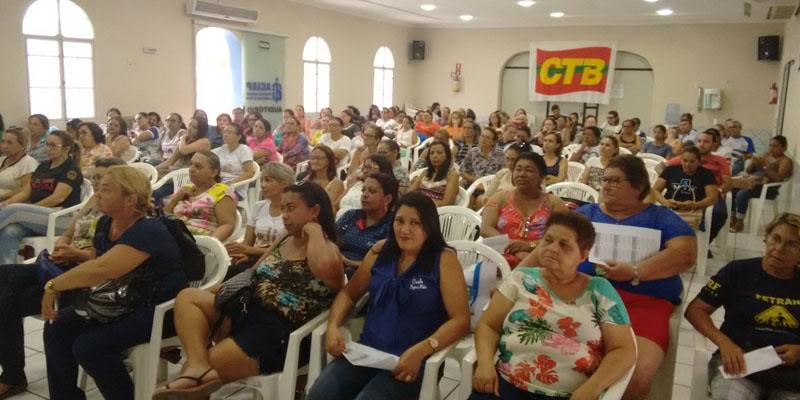 Mais de 700 aposentados de Patos se mobilizam dia 15 pelo aumento de salários