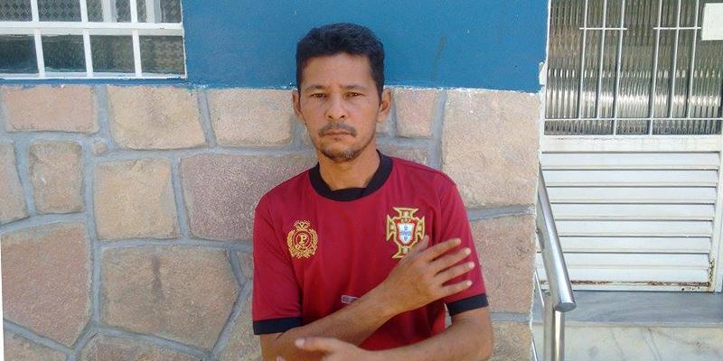 Gilmar Pereira, o Poeta das Manhãs, e o sonho de publicar um livro