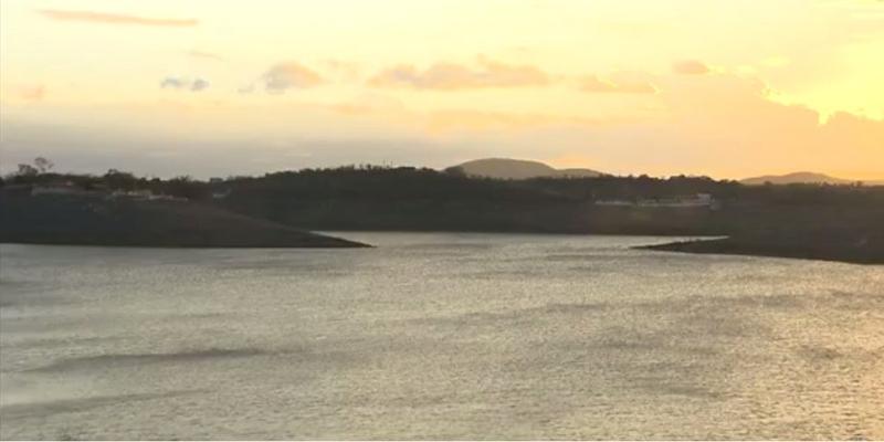 Açude de Boqueirão ganha 7 milhões de m³ de água em um mês, após transposição