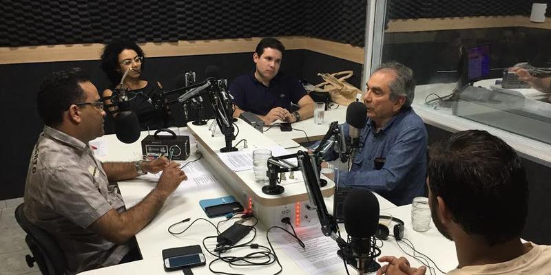 Lideranças de Patos e região se reúnem com Raimundo Lira para discutir investimentos e obras