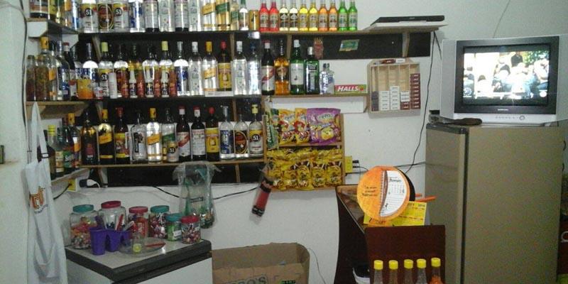 Bandidos assaltam Bar do Cabeludo, em Matureia