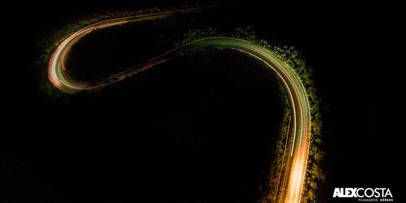 Registro: Curvas da Serra do Teixeira como você nunca viu