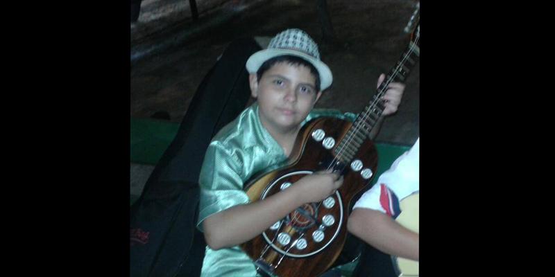 Menino de 12 anos faz sucesso com cantoria de viola e vai se apresentar em Patos em setembro