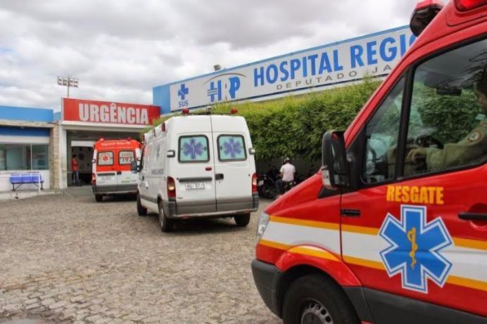 Alta demanda de pacientes provoca dificuldades no Hospital Regional de Patos