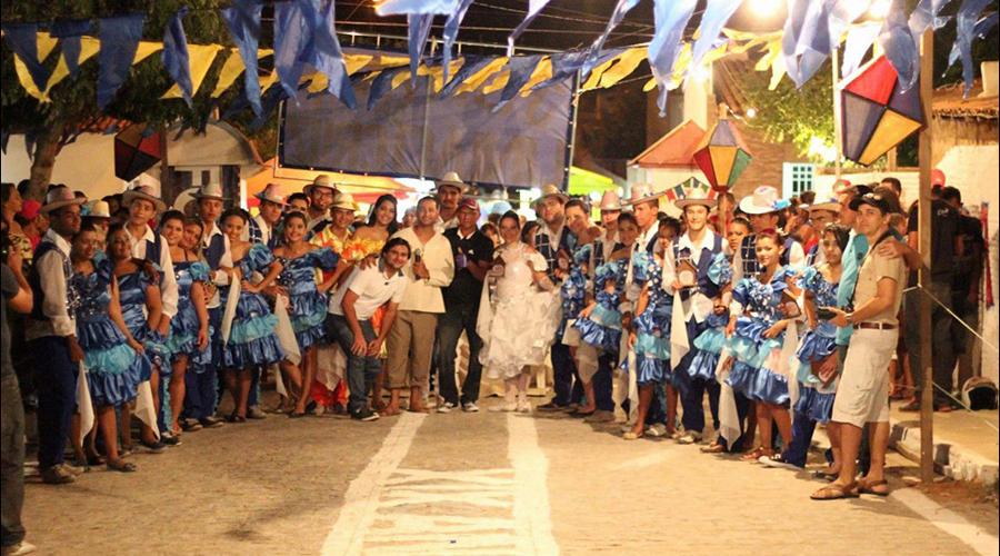 União da Cruz e mais quatro quadrilhas juninas encerram calendário oficial 2017 em Patos no próximo sábado