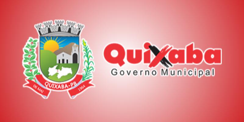 Comunicado - Prefeitura de Quixaba (Secretaria de Saúde)