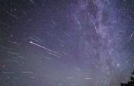 A chuva de meteoros desse final de semana e o cometa mais perigoso para a Terra