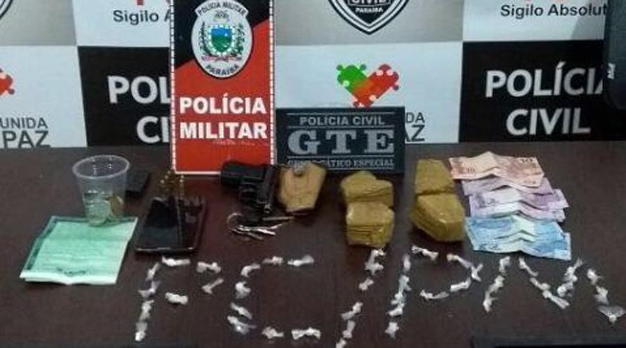 Mototaxista é preso pela segunda vez em menos de um mês em Patos